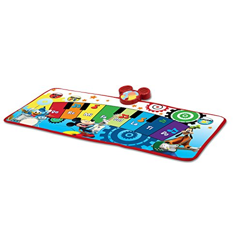 Club House Piano Music Mat Mickey Mouse Disney Clubhouse