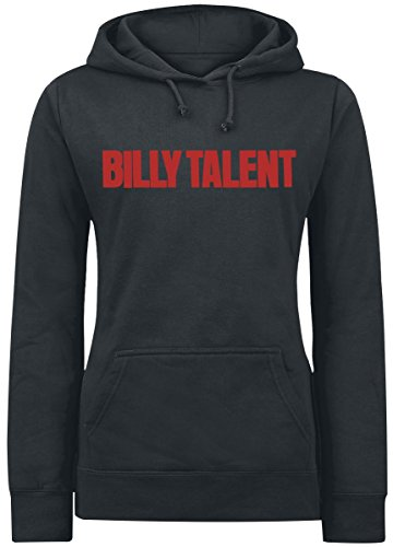 Billy Talent The Crutch Felpa donna nero XXL