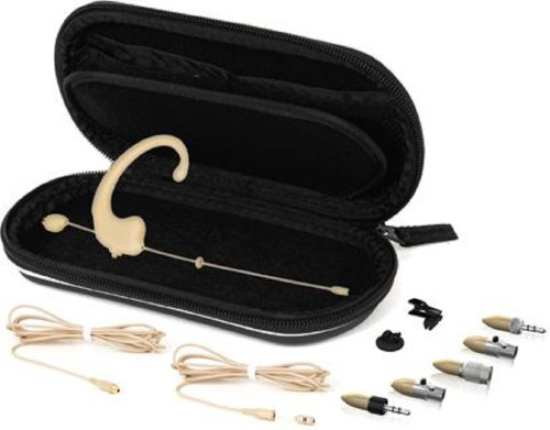 Wi Digital Systems Wi Sure-Fit El2 Earset And Lavalier Microphone