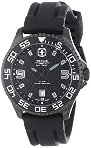 Wenger Swiss Military Men's 79355 Trekker Analog Watch