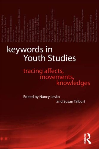 Keywords In Youth Studies: Tracing Affects, Movements, Knowledges