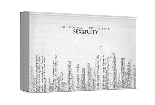 Sex & The City: The Complete Collection (Deluxe Edition)