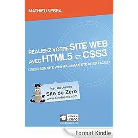R�alisez votre site web avec HTML5 et CSS3 (Livre du Z�ro)