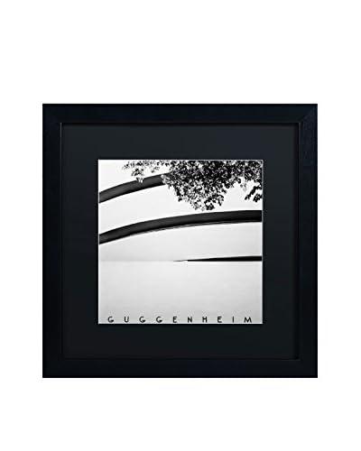 Nina Papiorek Guggenheim Framed Photography Print