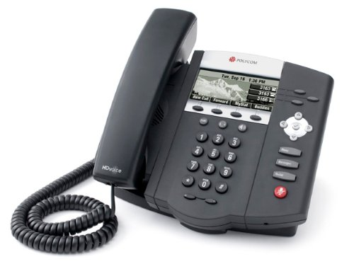 Polycom SoundPoint IP 450 with Power Supply