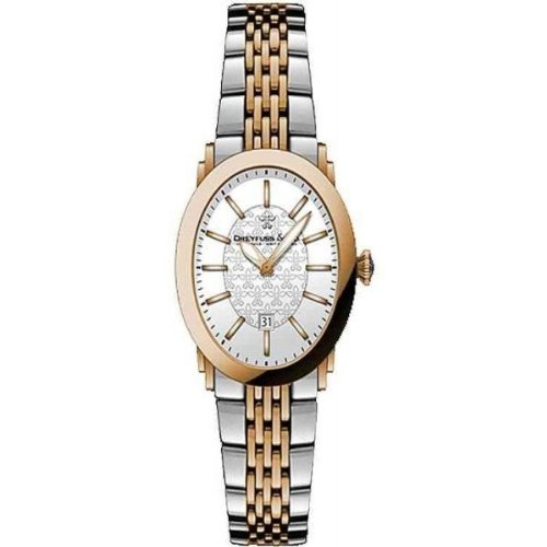 Dreyfuss Ladies Bracelet Watch DLB00045-02