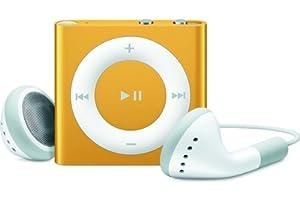Apple iPod shuffle MC749BT 2 GB Flash MP3 Player - Orange - AAC, MP3,