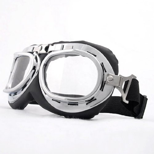 astra-depot-steampunk-goth-style-aviator-unisex-uv-goggles-chrome-plated-frame-clear-lens