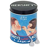 Hersheys Kisses Tin