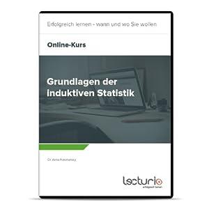 Online-Videokurs Grundlagen der induktiven Statistik von Anna Fukshansky