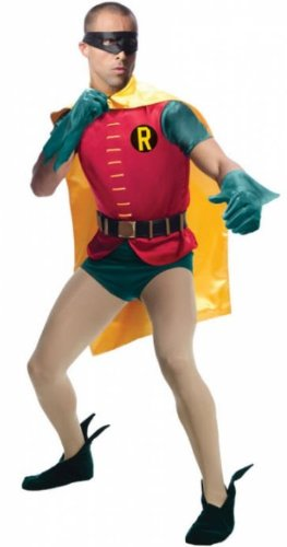 Costumes for all Occasions RU887208 Robin Comic Grand Heritage Std