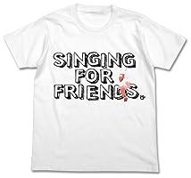 けものフレンズ 歌うトキ Tシャツ ホワイト Lサイズ