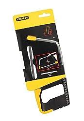 Stanley Junior Hacksaw (Yellow and Black)