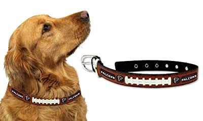 Atlanta Falcons Dog Collar - Medium (Please see item detail in description)
