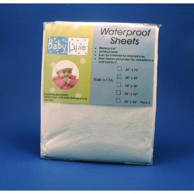 Waterproof Pack N Play Sheet front-375793