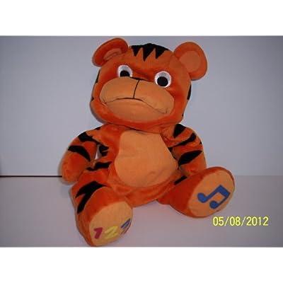 Amazon.com: Tiger Puppet Baby Einstein Talking Musical Plush 12 Inches