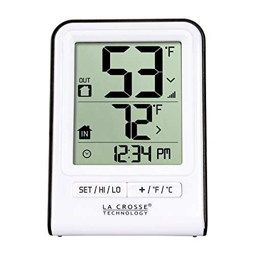 la-crosse-technology-308-1409wt-cbp-wireless-temperature-station-with-timewhite