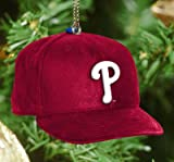 Baseball Cap Ornament-Philadelphia Phillies