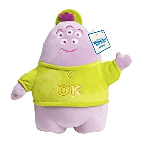 Monsters University Squishy Stuffed Animal : Amazon.com: Disney Pixar Monsters University Squishy Plush: Toys & Games