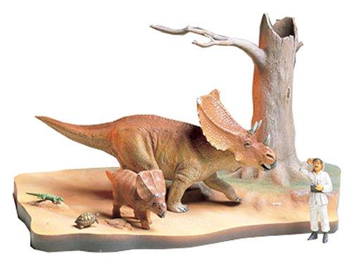 1/35 恐竜世界シリーズ カスモサウルス情景セット