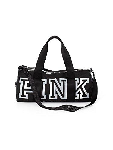 victorias-secret-pink-womens-gym-duffle-bag-black-grey