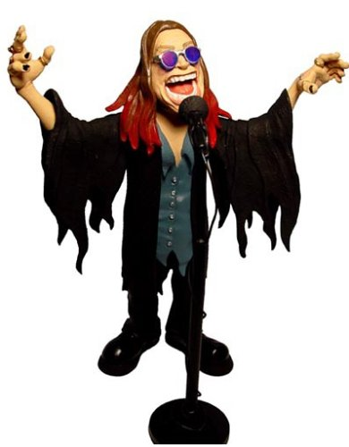 Buy Low Price Mezco The Osbourne Family Talking Ozzy Figure (B00009NQUP)