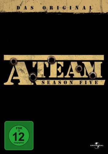 A-Team - Season Five: The Final Season [3 DVDs]