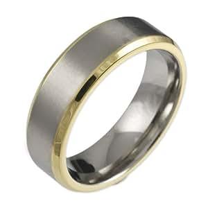 CORE by Schumann Design Unisex-Ring aus Titan ohne Stein Gr. 72 (22.9) TT067.01 72