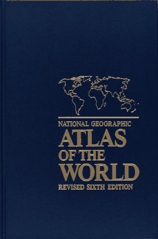 National Geographic Atlas of the World, National Geographic Society (U. S.); Shupe, John F.