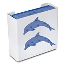 "TrippNT 50856 Priced Right Double Glove Box Holder with Dolphin, 11"" Width x 10"" Height x 4"" Depth"