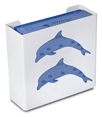 """TrippNT 50856 Priced Right Double Glove Box Holder with Dolphin, 11"""" Width x 10"""" Height x 4"""" Depth"""