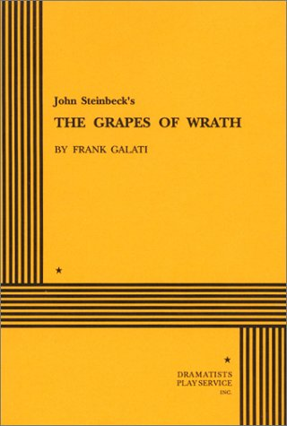 the struggle for survival in the grapes of wrath by john steinbeck Fifty years ago american novelist john steinbeck penned that enormously successful book about a family ordered off their unproductive land, and their struggle to survive a cross-country.
