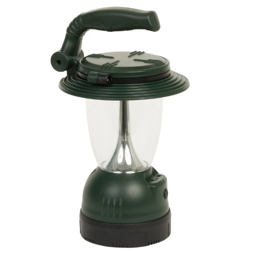 Solar Charger Lantern Flashlight Hybrid Utility Light