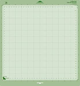 Cricut 29-0386 12-by-12-Inch Tacky Cutting Mats with Measurement Grids, Set of 2