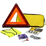 AA France Travel Kit with Breathalysers - Colours May Vary