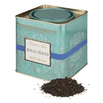 英国王室 御用達 フォートナム&メイソン ロイヤルブレンド 紅茶 1缶(250g) Fortnum&Mason ROYAL BLEND