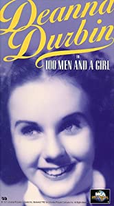 100 Men and A Girl [VHS]