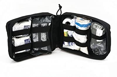 Tactical First Aid Kit: Elite First Aid Military IFAK Individual First Aid Kit from Elite First Aid