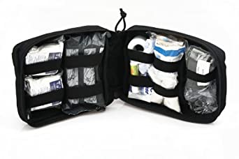 Fully Stocked Military IFAK Individual First Aid Kit