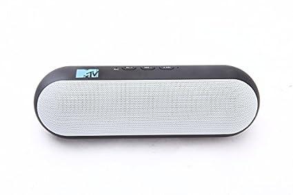 SoundLogic MTVBS002 MTV Fashiontronix Capsule Wireless Speaker