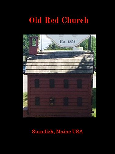 Maine Afterlife Research Society:The Old Red Church