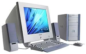 Sony VAIO PCV-RX650 Desktop (1.6-GHz Pentium 4, 512 MB RAM, 80 GB hard drive)