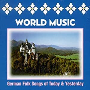 various artists   german folk songs of today amp yesterday