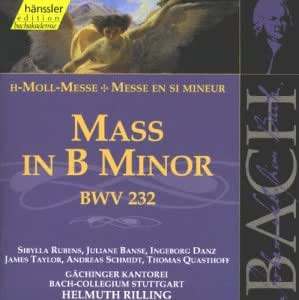 Edition Bachakademie Vol.70 (H-Moll-Messe BWV 232)