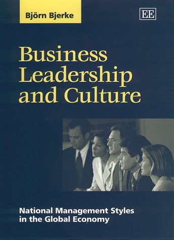 Business Leadership and Culture: National Management