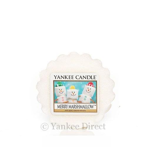 Yankee Candle Merry Marshmallow Wax Tart