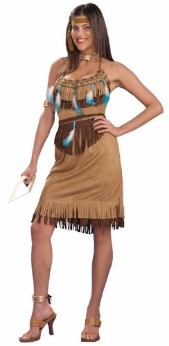 Native American Pow 'Wow' Princess Costume