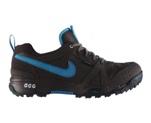 Nike Lady ACG Rongbuk GORE-TEX Waterproof Walking Shoes - 9 - Grey