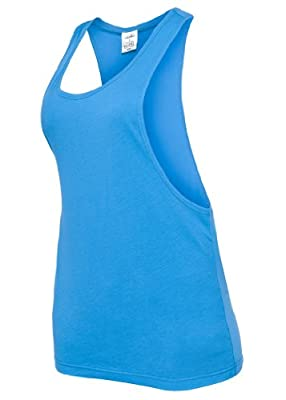 Urban Classics Ladies Loose Tank Top, türkis