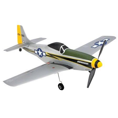 Ultra Micro P-51D Mustang online